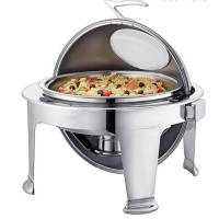 Round Stainless Steel Chafing Dish Manufactures