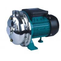 Quality Impeller 1HP Centrifugal Submersible Stainless Steel Water Pump Single-Phase for sale