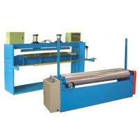 Automatic Steel Coil Stock Measure Machine For Foam / Cloth Packaging Manufactures