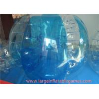 Kids / Adults Inflatable Bubble Ball Great Workmanship For Soccer Ball Manufactures