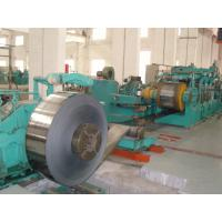1450mm Tension Leveling Line Carbon Steel Strip With Two Rollers Transmission