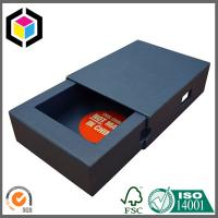 Open Window Drawer Slide Style Chipboard Paper Gift Packaging Box Manufactures