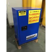 Fireproof  Corrosive Storage Cabinets Flammable Locker With 3 Points Lock Manufactures