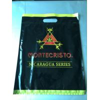 Custom Moisturizing Cigar Bag / Plastic Cigar Wet Bag W130 X L220mm Size Manufactures