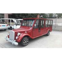Vintage Electric Shuttle Bus Vintage Electric Car For Pick Up 8 Persons Manufactures