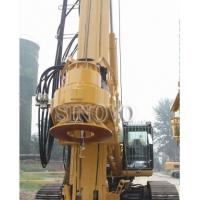 China 78T 261KW Rotary Drilling Rigs TR280 With 2500mm Max Hole Diameter on sale