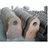 Manganese casting parts hammers, Grates for metal shredder Manufactures