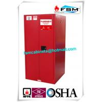 60 Gallon Industrial Paint Storage Cabinets Steel For Flammables And Combustibles Manufactures