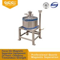 Manual Electromagnetic Separator Efficiency Magnetic Iron Separation Machine Manufactures