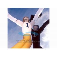 Fashion Promotional Sky Dancers PVC Tarpaulin Inflatable Funny Fly Guys Manufactures