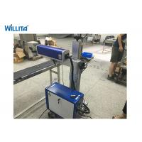 20 W Wisely Portable Fiber Laser Marking Machine With Ezcad , Fiber Laser Printer Manufactures