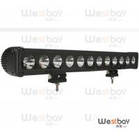 120W led light bar with 12pcs 10W CREE led for Project Vehicles,Jeep Wheel Loaders,Truck Manufactures