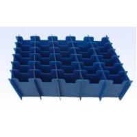 Quality Portable Corrugated Plastic Divider Sheet / Partition For Packaging Industry Components for sale
