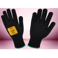 100% Nylon Working Hands Gloves Comfortable Hand Feeling For Refrigerator Manufactures