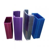 T5 Aluminium Window Extrusions Profiles Anodized With Any Color Power Coating Manufactures