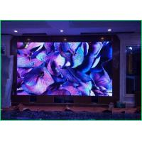 China High Contrast Full Color Indoor Led Displays SMD Led Module P4 on sale