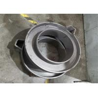 Low Carbon Steel Casting Ring Pipe Castings Sodium Silica Sand Process Manufactures