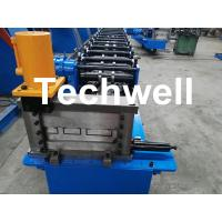 Interchangeable C Channel Roll Forming Machine for Making 3 kinds of C Purlin Profile Manufactures