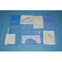 Sterile SMMS Disposable Wrapping Surgical Packs , Laparotomy Drape Manufactures