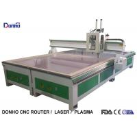 Computerized 3D CNC Wood Carving Machine , Durable Woodworking CNC Router Manufactures
