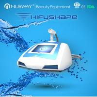 China Newest beauty system fat reducing treatments hifu clinical trials euipment on sale