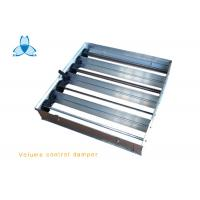 Quality Opposed Blade Ceiling Air Diffuser , Hvac Ceiling Diffuser For Air Conditioning for sale