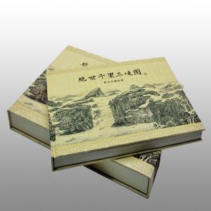 Panton Color Hardcover Book Printing With Saddle Stitching Binding / Sewn Binding Manufactures