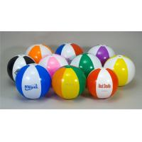 PVC Inflatable Beach Ball Inflatable Toys Ball Color Size Logo Can Be Customized Manufactures