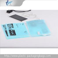 Laminated Foil Plastic Packaging Bags for Electronic Products Manufactures