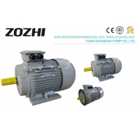 IP55 1.5KW IE2 Three Phase Electric Motor For Industry Manufactures