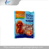 Recyclable Moisture Proof With Zipper Pet Food Packaging Bags Manufactures