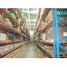Custom Warehouse Racking System FEM Certificated Standard , Warehouse Rack Numbering System Manufactures
