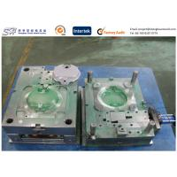 Professional Thin Wall Custom Injection Molding , Custom PVC Molding Plastic Cover Manufactures