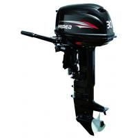 Low Noise Small 2 Stroke 25hp Marine Outboard Engines With Manual & Electric Starter Manufactures