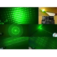 Buy cheap 200mw 5 in 1 High Powered Green Laser Pointer+ Light Matches from wholesalers