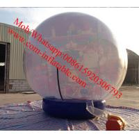 Quality custom snow globe snow globe inflatable snow globe giant snow globe 1 for sale