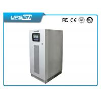 Low Frequency  10KVA - 800KVA Online 3 Phase Uninterruptible Power Supply CE ISO UL ROHS Manufactures
