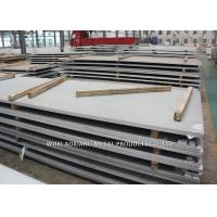 China HL Industrial Hot Rolled Steel Plate / Stainless Steel Mirror Finish Sheet 1.4372 on sale