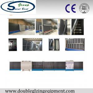 China Insulating Glass Making Machine,Automatic Double Glazing Production Line on sale
