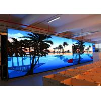 Super Thin Curved Outdoor Rental LED Display P5.95 5000nits Brightness 500*1000mm Size Manufactures