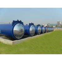 Pressure AAC Steam Chemical Autoclave Block Plant / AAC Production Line 2×31m Manufactures