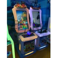 Subway Parkour Electronic Redemption Game Machine / Video Arcade Games Machines Manufactures