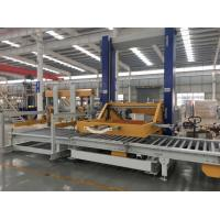 Quality Palletiser Case Palletizer Equipment With TR / Nsk Waterproof Bearings for sale