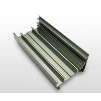 Powder Painted Industrial Aluminium Profile Electrical Cover  / Shell / Electroinic Cover Manufactures