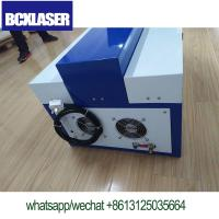 Buy cheap 200w portable gold silver jewelry laser soldering machine yag laser welding machine on sale from wholesalers