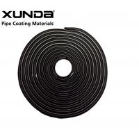 China 2 Sided Adhesive Sealing Butyl Rubber Tape Waterproof Dimensiona 5/16 Round on sale