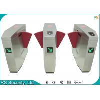 Metro Security Flap Gate Barrier With Single Or Multiple Wide Lane Access Manufactures