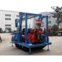 Buy cheap Engineering Geological Core Drill Rig Machine Prospect Foundation Pile from wholesalers