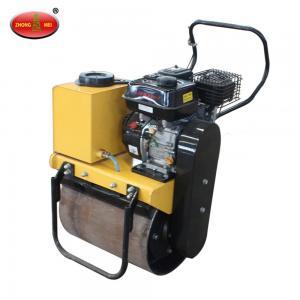 ZM-30 5.5 HP Walk Behind Gasoline Single Cylinder Vibrating Road Roller Manufactures