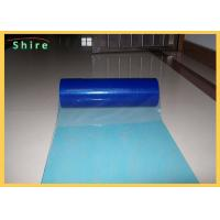 printable  floor protection plastic film PE adhesive floor protective film Manufactures